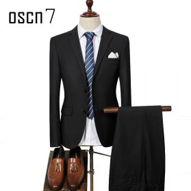 OSCN7-2-PCS-Solid-Suit-Men-Slim-Fit-Main